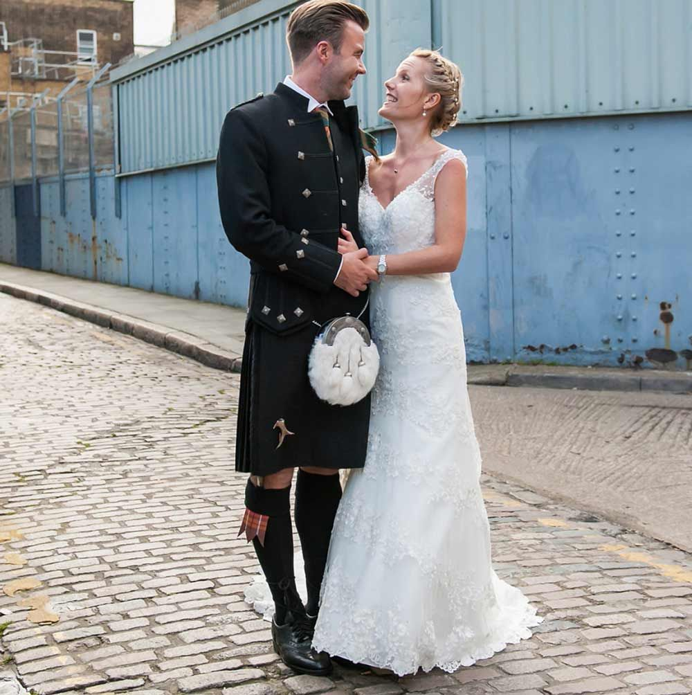 Grooms Who Wore Kilts: 17 Images That Will Make You Want To Embrace ...