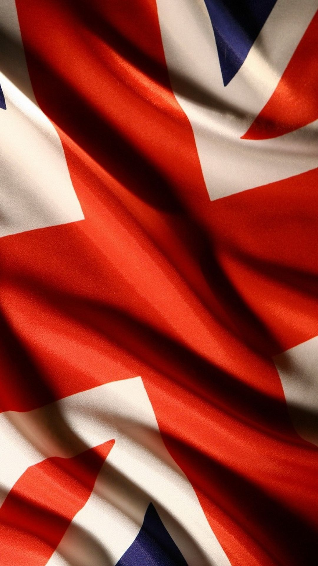 TAP AND GET THE FREE APP Stylish British Flag Red Union Jack
