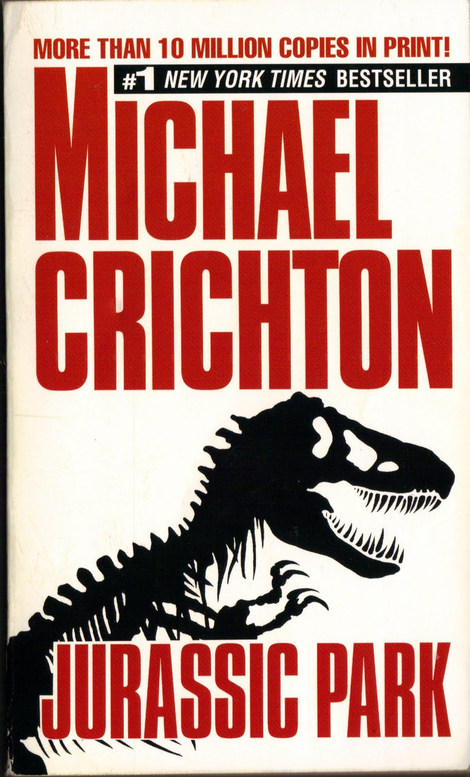 a brief introduction to michael crichtons fiction novel jurassic park