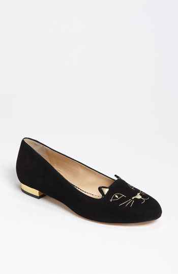 aa4e4a5ed Charlotte Olympia Smoking Slipper | Shoes | Shoes, Smoking slippers ...
