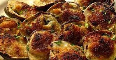 Clams oreganata feast of the seven fishes recipe http for Christmas eve fish recipes
