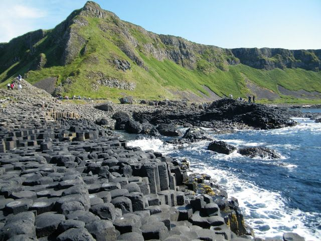 Giant's Causeway – Antrim – Northern Ireland
