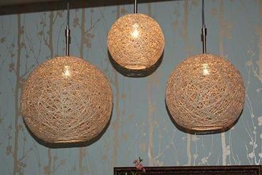 come creare un lampadario design spendendo 1 euro - fai da te mania