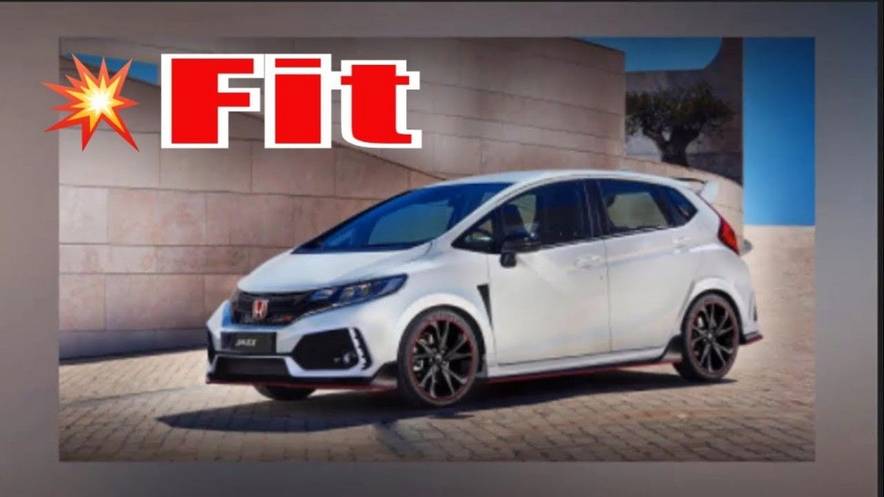 2020 Honda Fit Ex First Honda Fit Honda Fit Lx Honda Fit Jazz