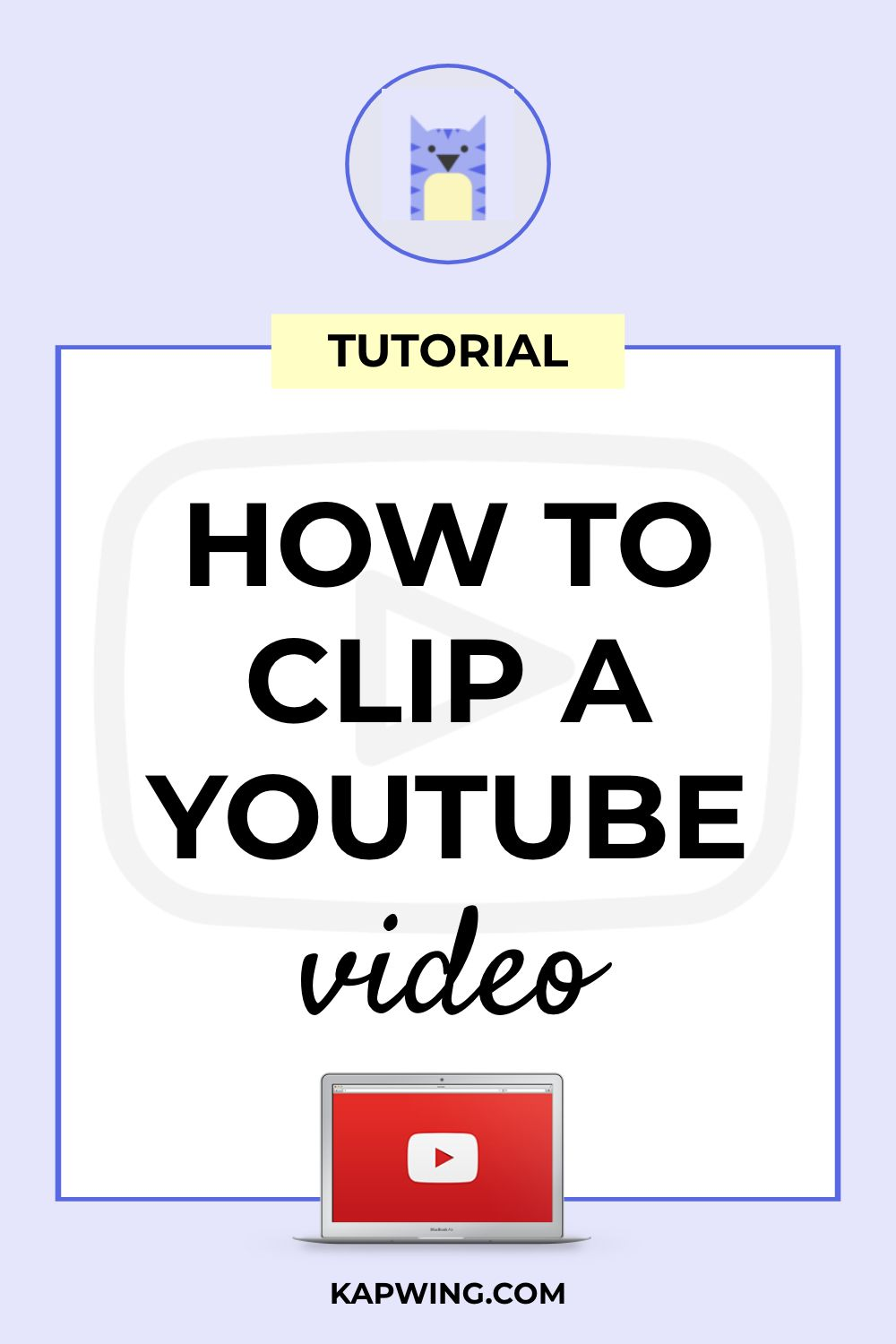 How To Clip A Youtube Video Youtube Videos How To Memorize Things Free Online Videos