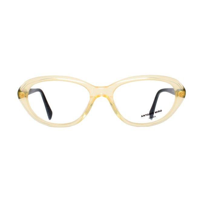 68eb1b1838dc Antonio Miro Vintage Eyeglasses - Champagne 505 by MODvintageshop on Etsy  https   www