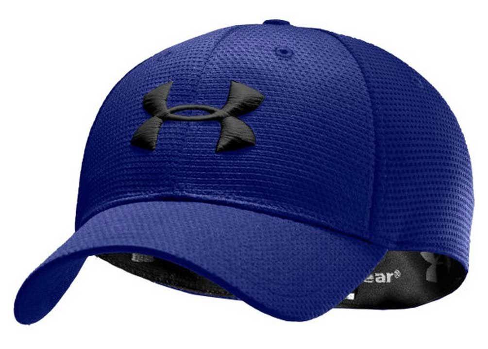 6de8020cafd Under Armour Men s UA Blitzing II Stretch Fit Baseball Cap Hat 1254123