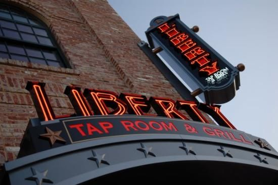 Liberty Tap Room Greenville Sc Best Place To Grab Dinner