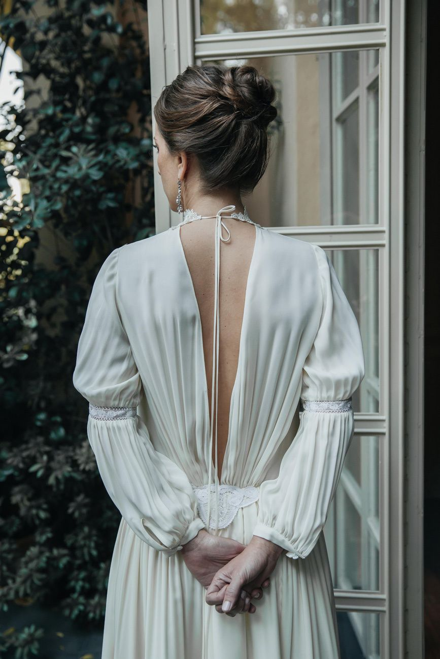 Una novia Yakampot | Los vestidos, Fantasía y Perfecta