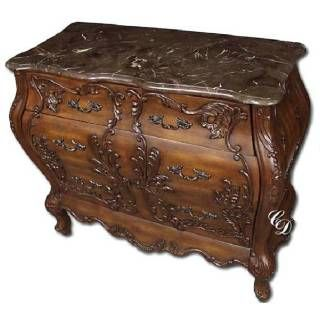 Check Out The Classic Design 920412 Bombay Chest With Black Granite Top  Priced At $1,317.00 At