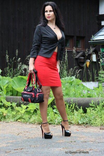 Gina Queen Of Heels Sweet Heels Designer Leather