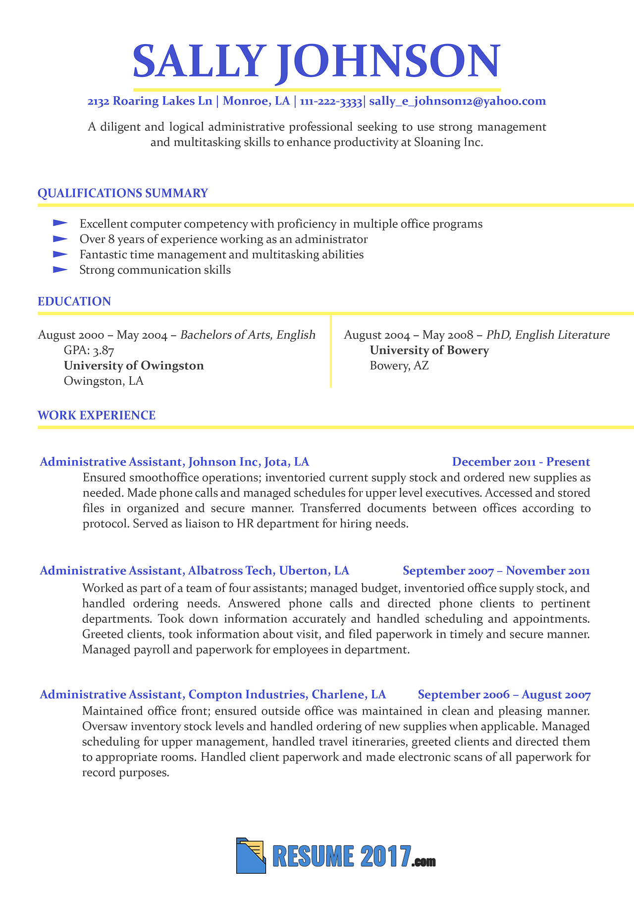 resume examples 2018 usa  examples  resume  resumeexamples