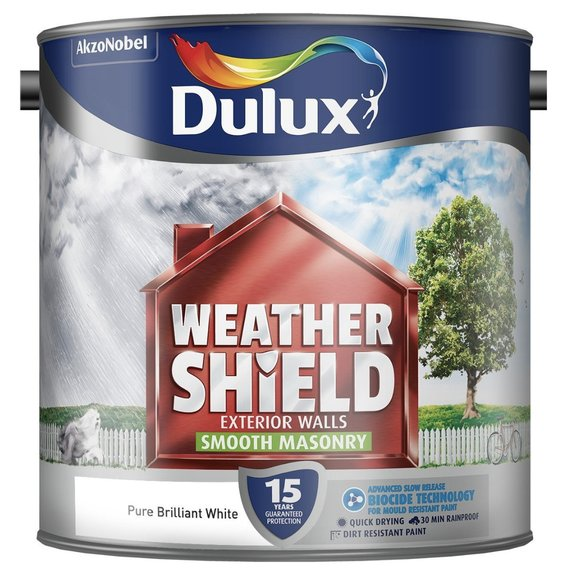 UK's 6 Best Exterior Masonry Paints For Render, Brick