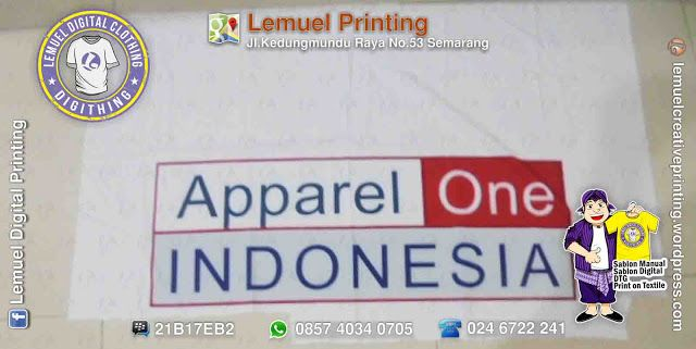 Custom Print Textile Di Bahan Dry Fit Aplikasi Bendera Full Print Apparel One Indonesia Berkualitas By Digithing Bendera Aplikasi Indonesia