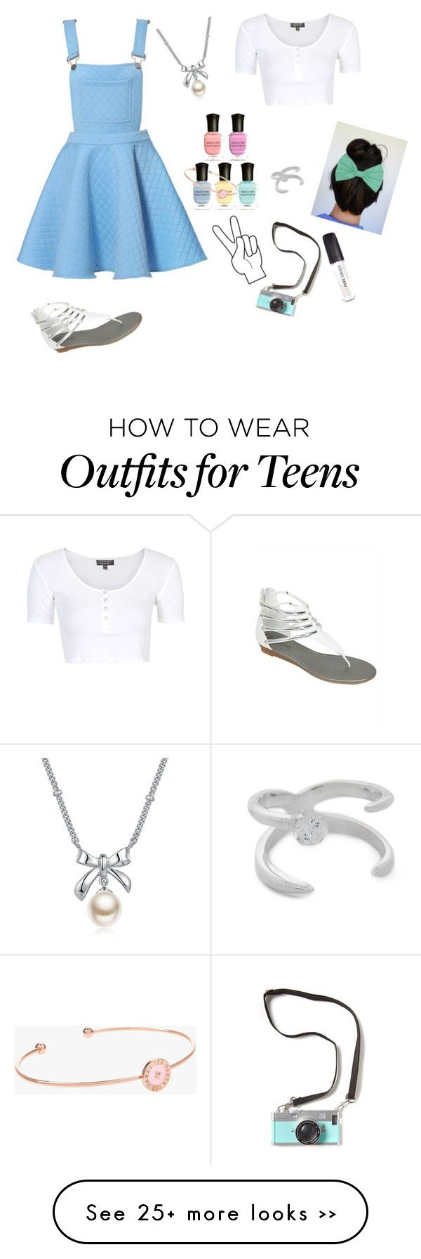 """""""When Your Mom Let you dress like your a 5 year old again"""" by dbwoody11 on Polyvore"""
