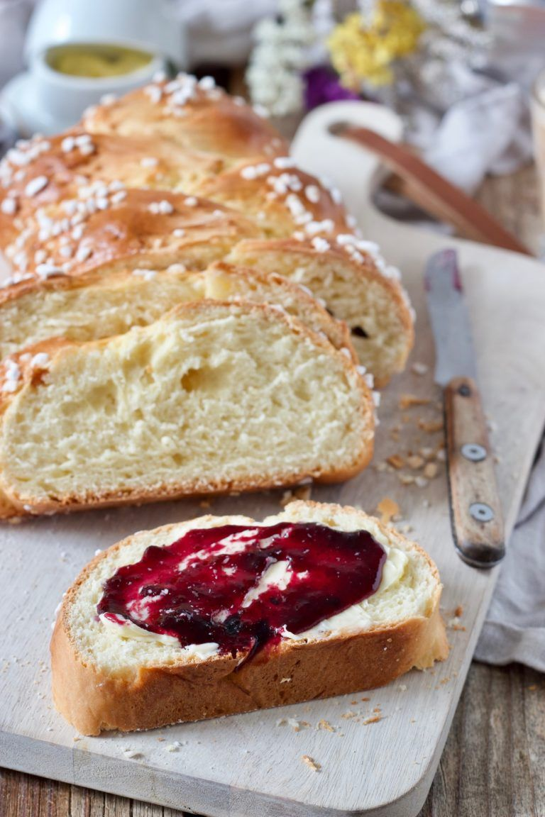 Photo of Curd cheese without germ – curd cheese braid – recipe – Sweets & Lifestyle®