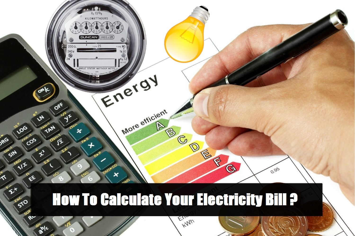 How To Calculate Your Electricity Bill Simple Calculation Electricity Bill Calculator Electrical Engineering