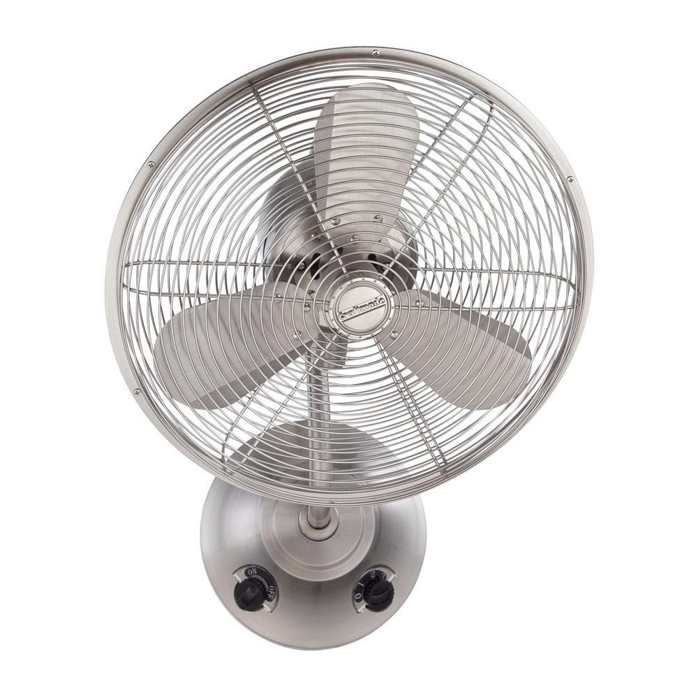 Our most popular wall mounted fan option