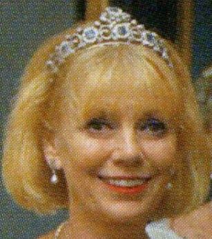 Countess Anne Dorte of Rosenborg