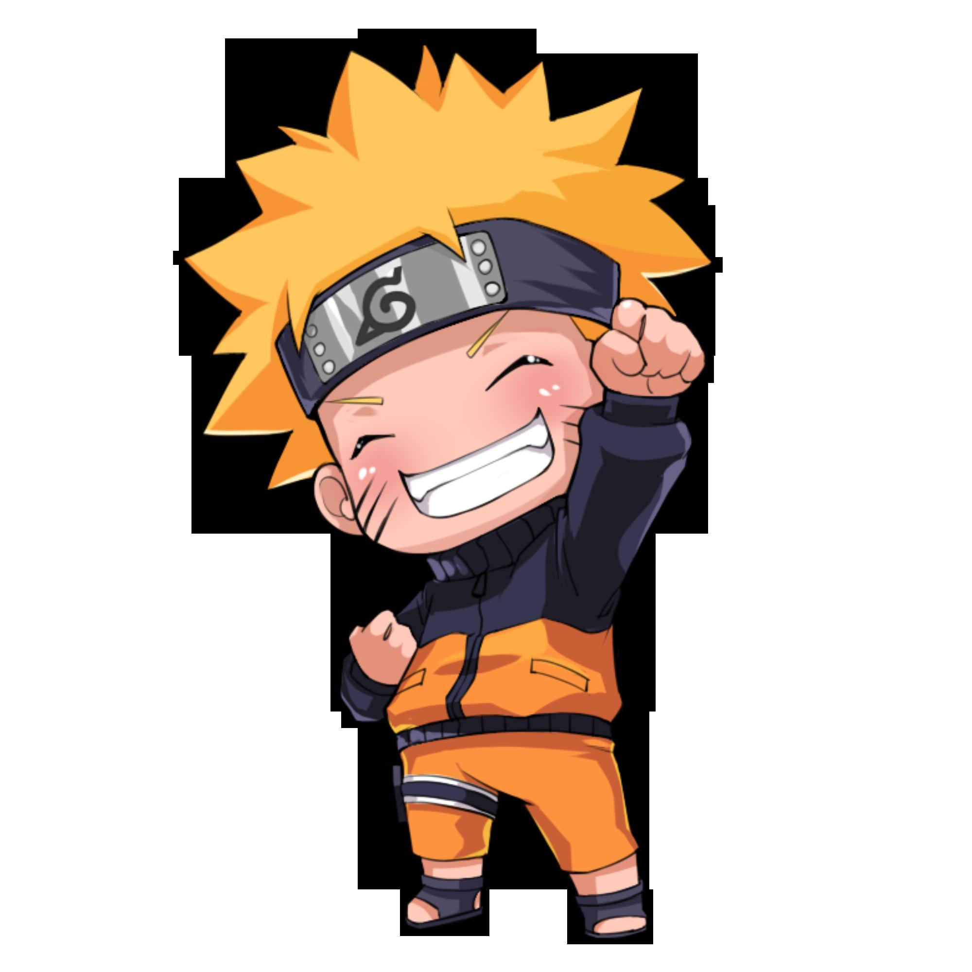 Naruto Chibi Gambar