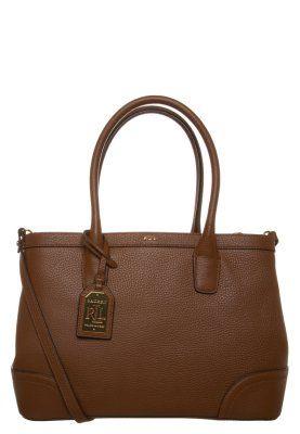 CITY  - Shopping bag - bourbon
