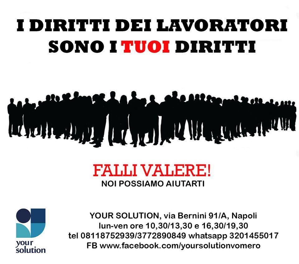 Diritti Dei Lavoratori A Napoli Kijiji Annunci Di Ebay Annunci Lavoratore Napoli