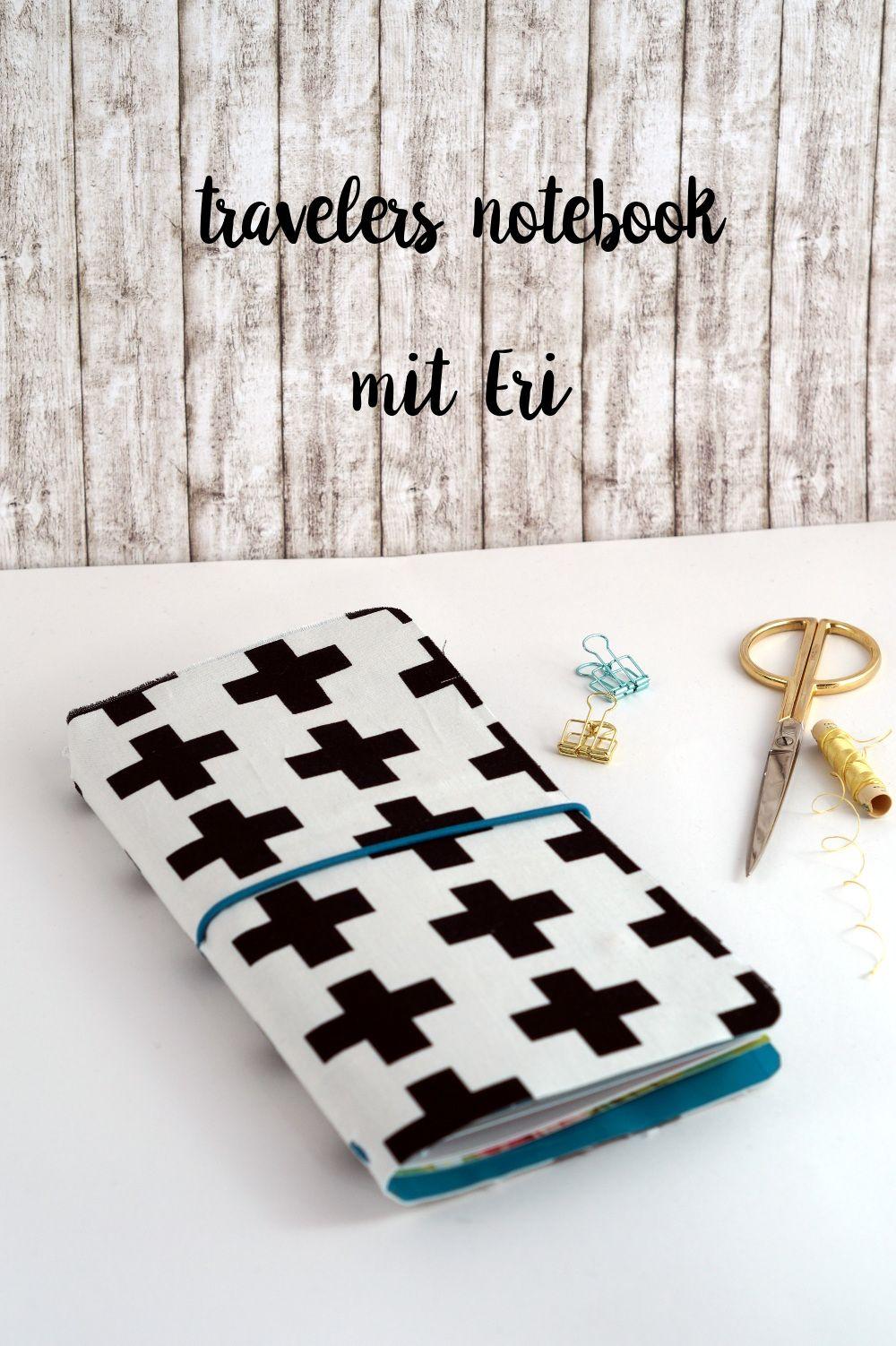 scrapbook werkstatt inspirationsgalerie minialbum werkstatt travelers notebook selbstgemacht. Black Bedroom Furniture Sets. Home Design Ideas