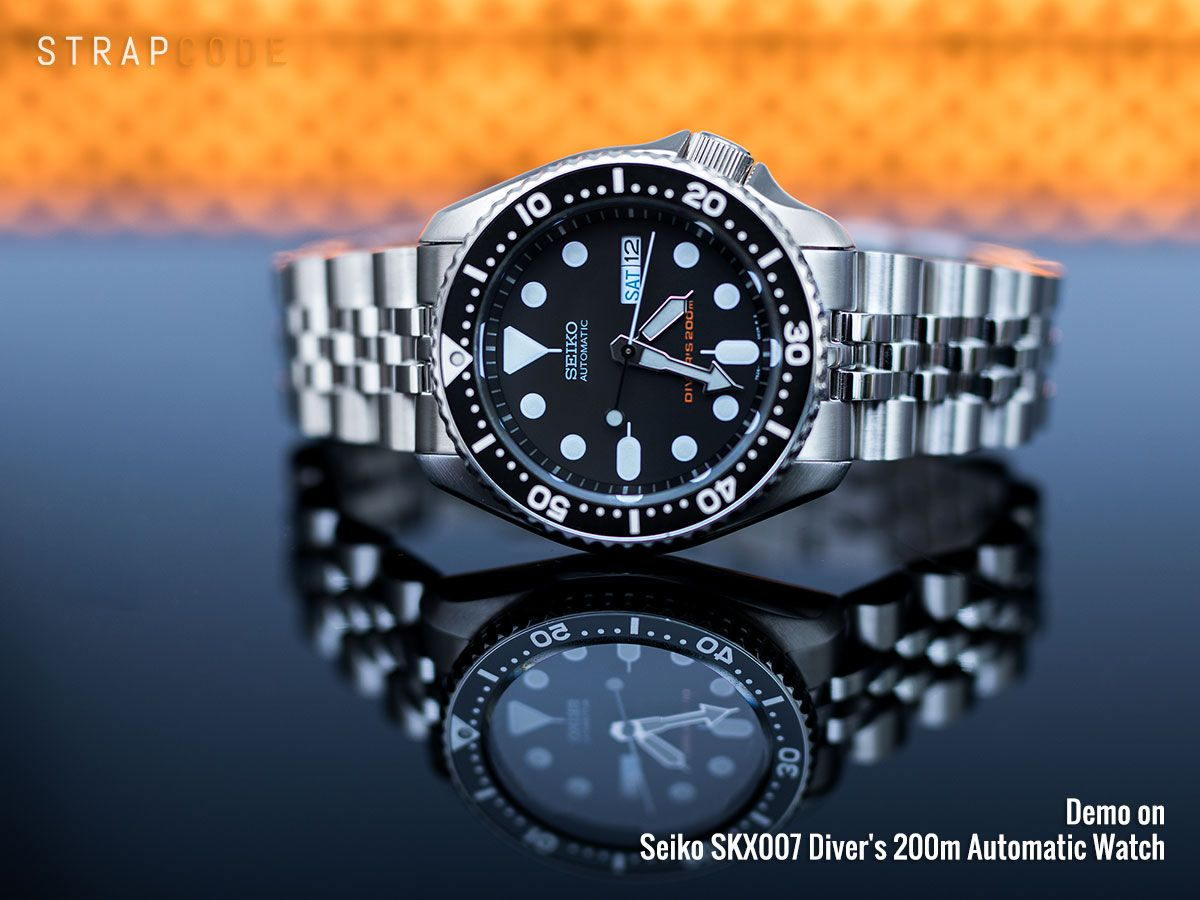 Play with reflection – Seiko SKX007 & SKX009 in 2020 (met