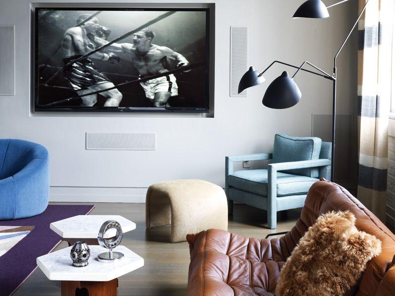 Tribeca apartment: a New York home designed for a party - ALTO Magazine