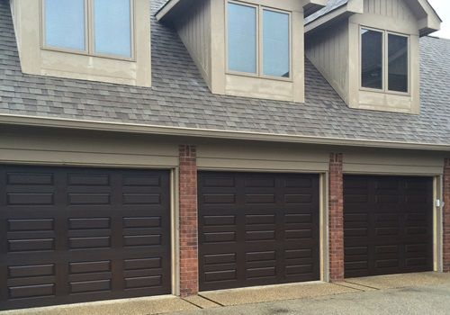 Windowless Garage Doors Residential Garage Doors Garage Doors Carriage Garage Doors
