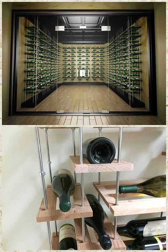 The Modern Wine Cellar Series Will Blow Your Mind Wine Cellar