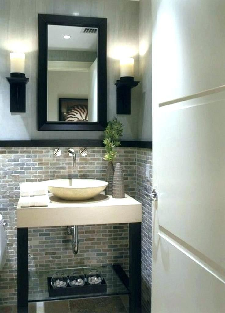 33 Home Depot Bathroom Design Ideas Home Depot Provides A Variety Of Authorized Service Provider Small Half Bathrooms Guest Bathroom Small Half Bathroom Decor