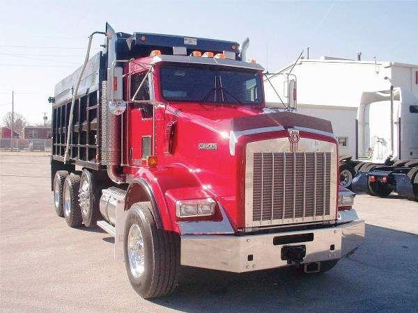 USED 2006 KENWORTH Dump Truck T800 for sale #truck #sale ... Kenworth Dump Trucks Pics