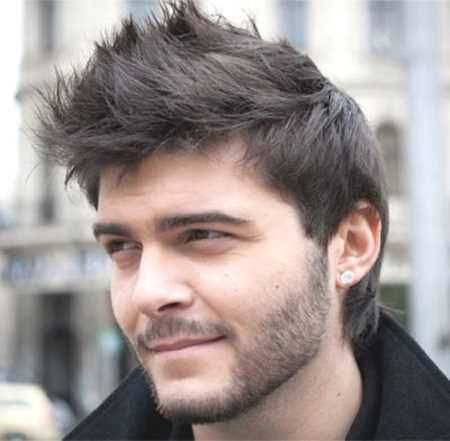 Manner rocker frisuren