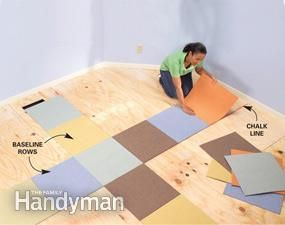 How To Lay Carpet Tile For Kids Play Room Attic