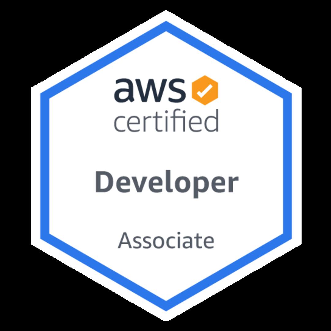 Aws Certified Developer Exam In 2020 Exam Development Exam Study