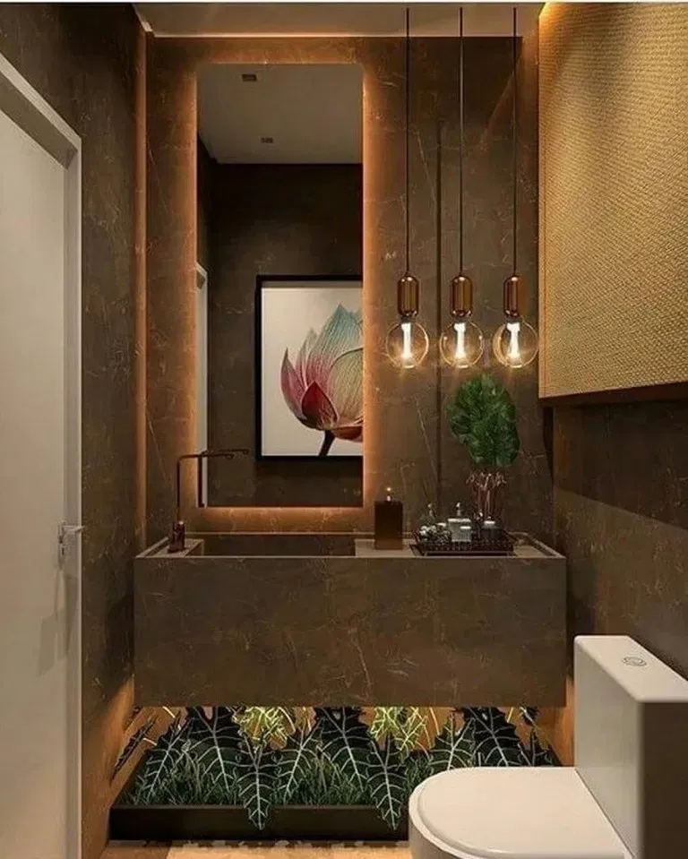 38 Principles For Creating The Perfect Bathroom 9 Nel 2020