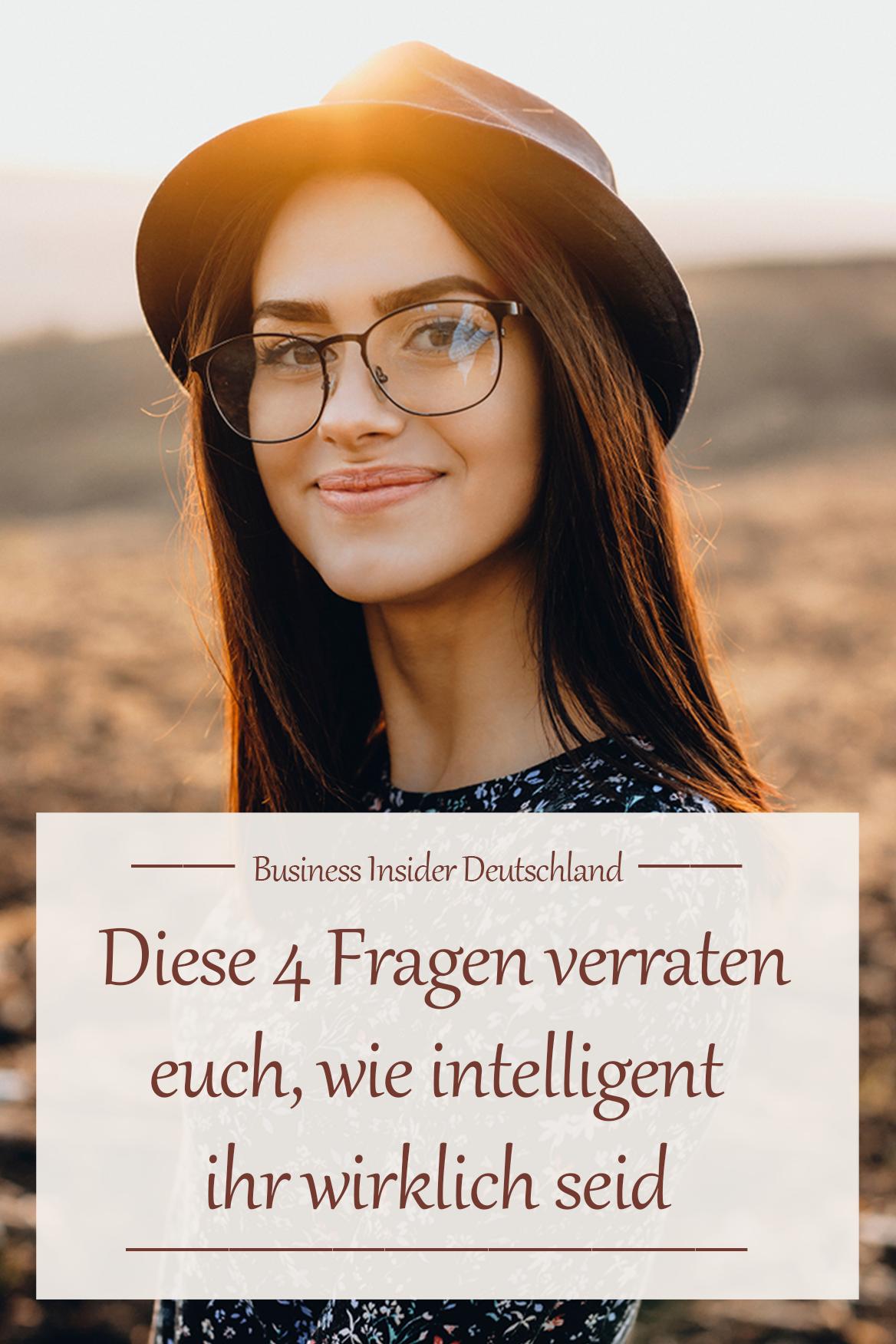 Wo intelligente manner kennenlernen