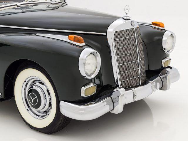 1959 Mercedes-Benz 300d Cabriolet D   Hyman Ltd. Classic Cars