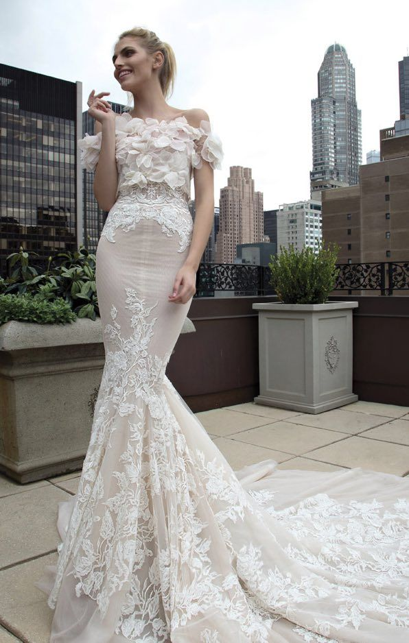 Dazzling Inbal Dror Wedding Dresses