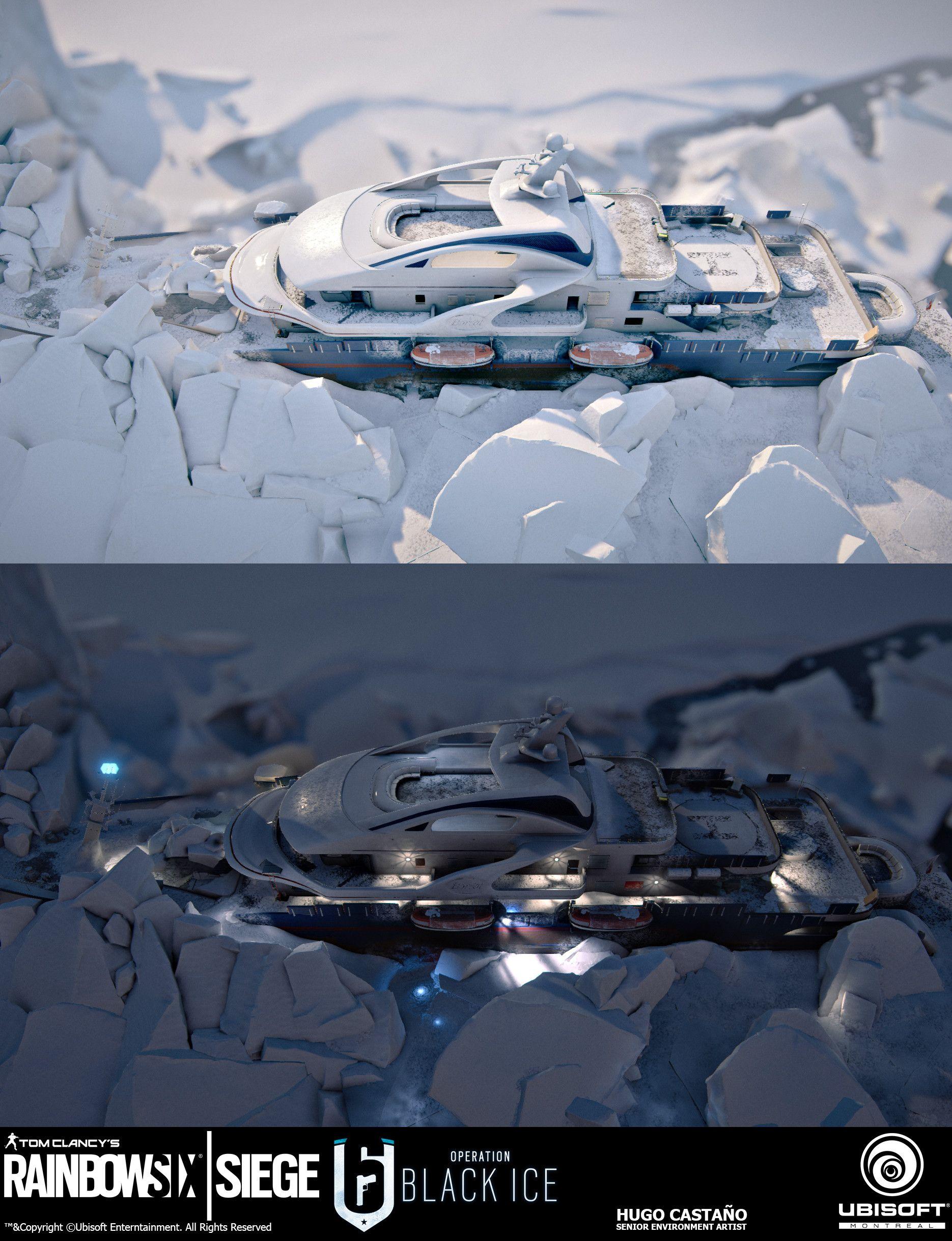 ArtStation Rainbow Six® Siege _ OPERATION BLACK ICE