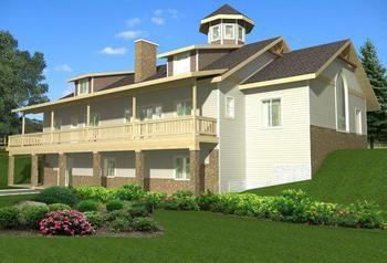 House Plan 001 2140