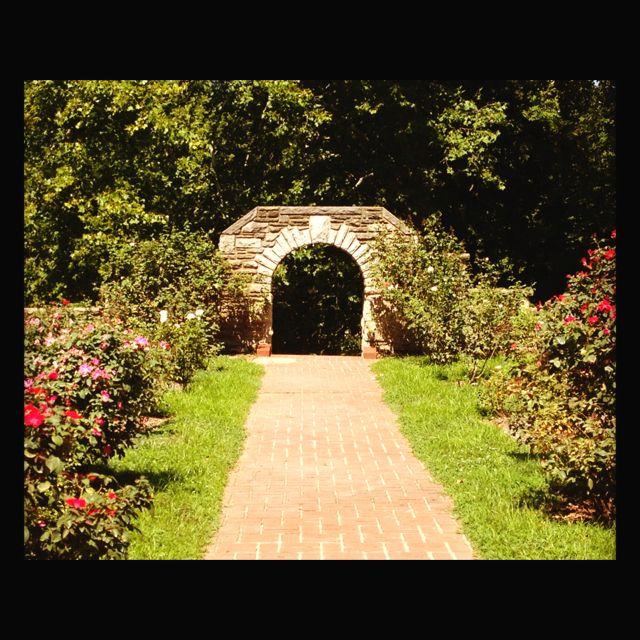 Beautiful Garden In Huntington WV