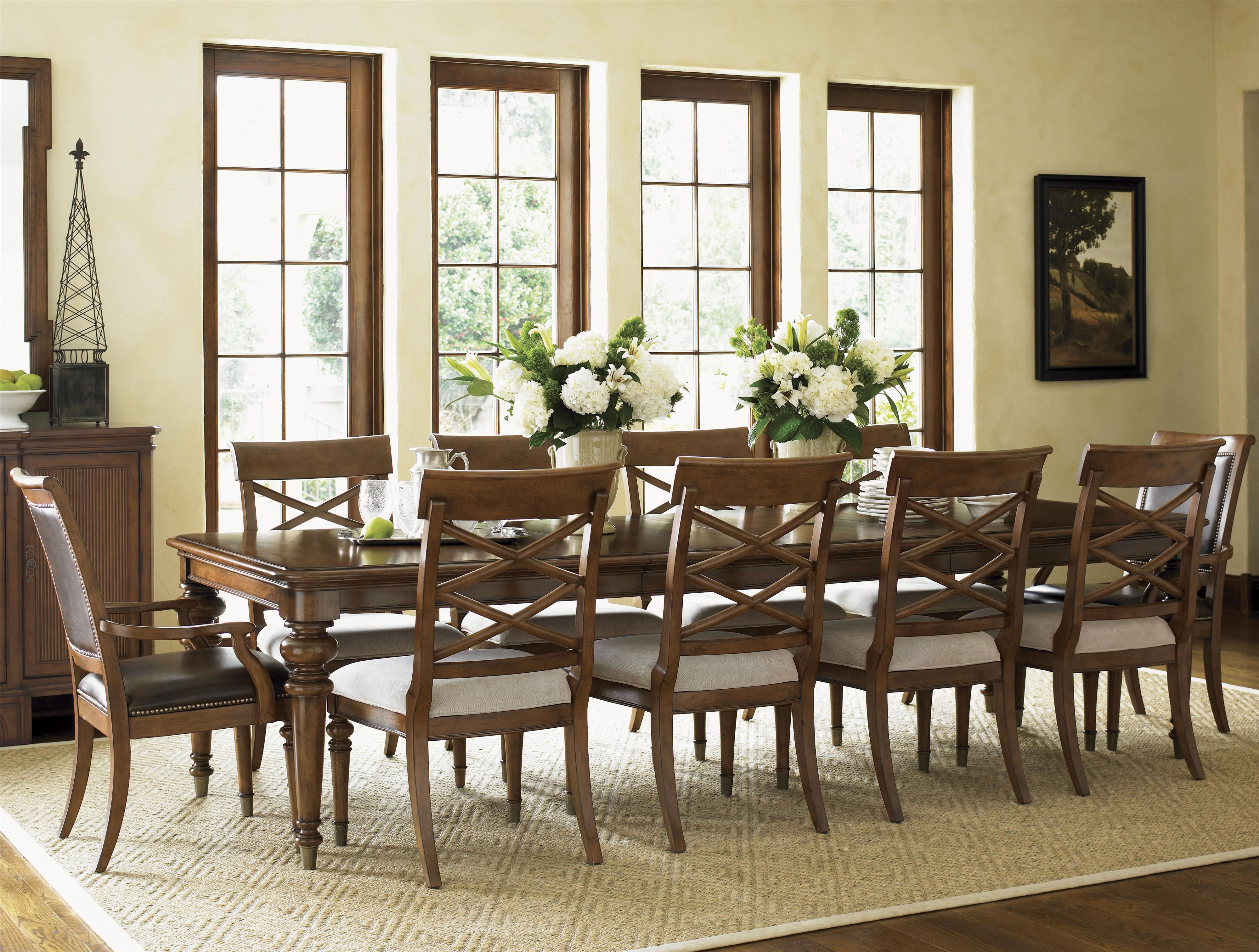 11 Piece Dining Room Set Quails And Home On Pinterest