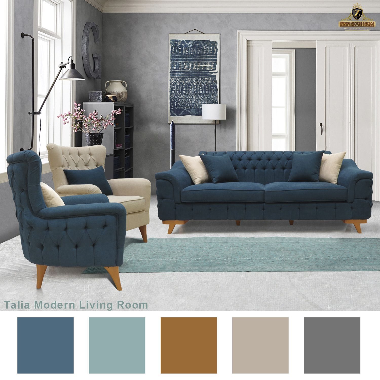 تاليا انتريه مودرن كابتونيه In 2021 Modern Living Room Living Room Room