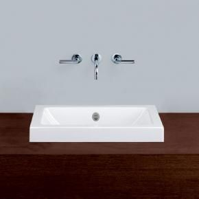 Alape Ab R Countertop Basin White Sdb France Countertops