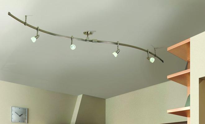 Pinterest o the worlds catalog of ideas for Install track lighting