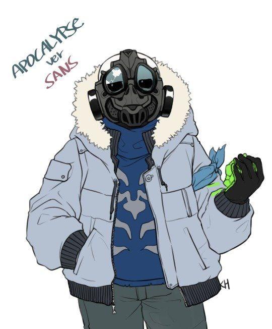 Apocalypse AU (Undertale)