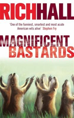 Cover image for Magnificent bastards