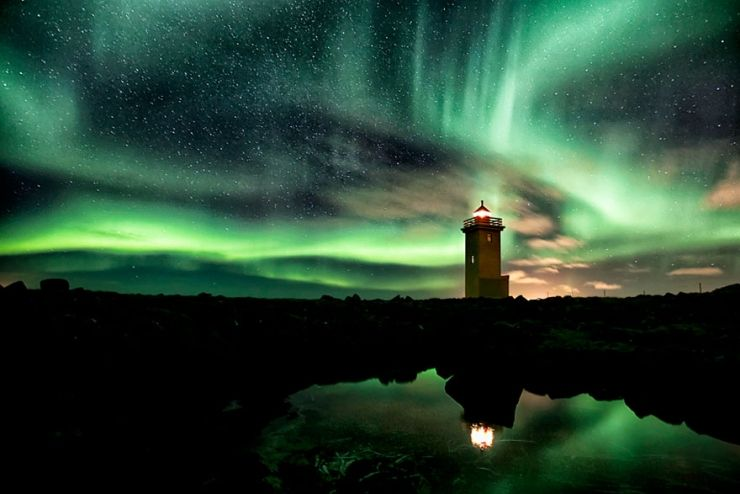 Phare d'Islande